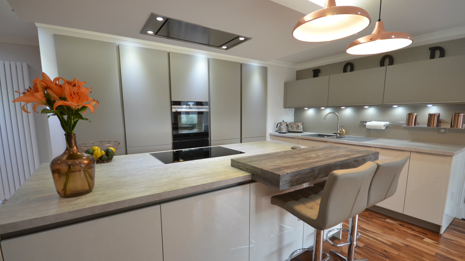 Image 1: Norma's New Kitchen