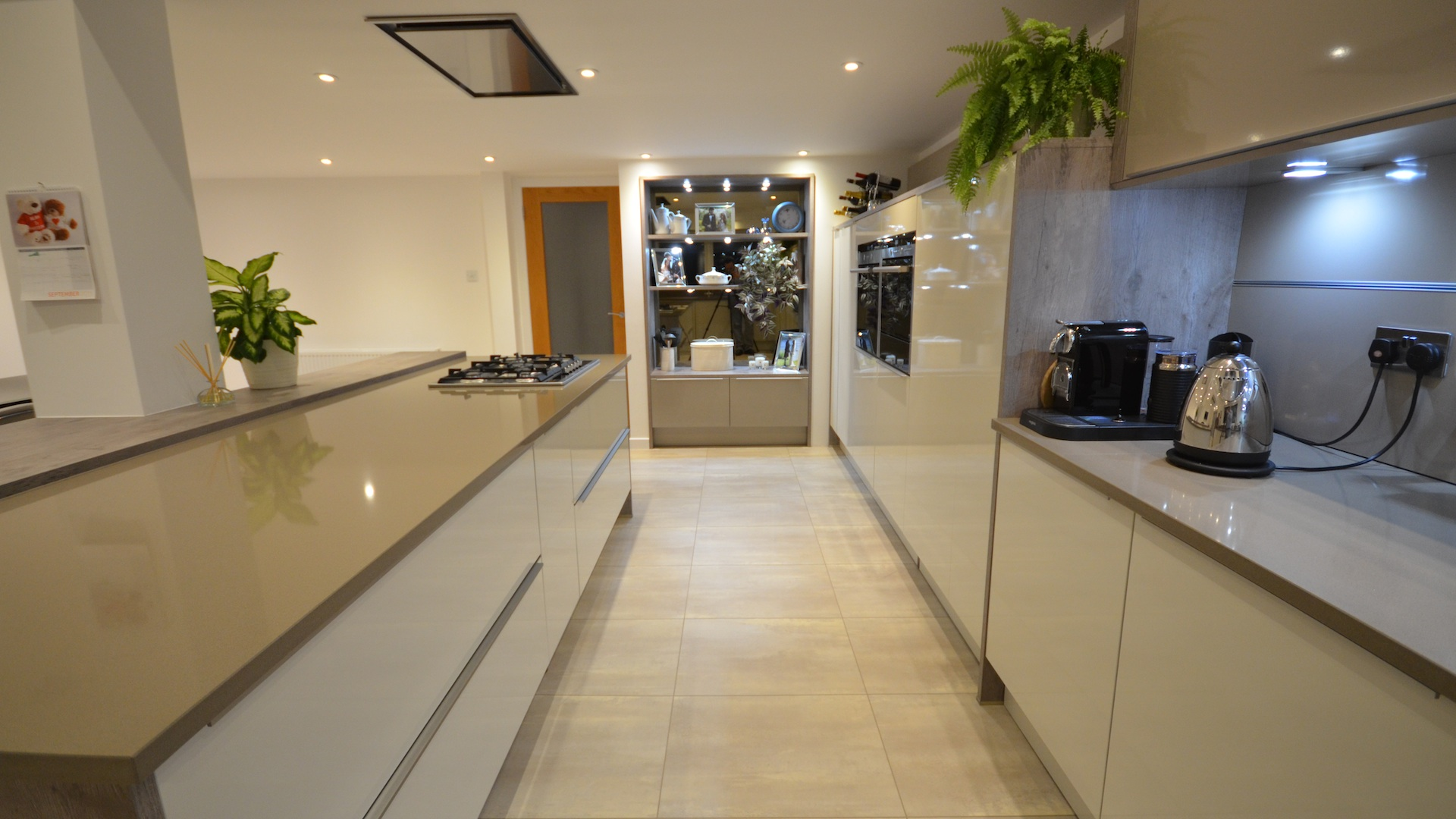 Image : Marion & Alan's New Kitchen