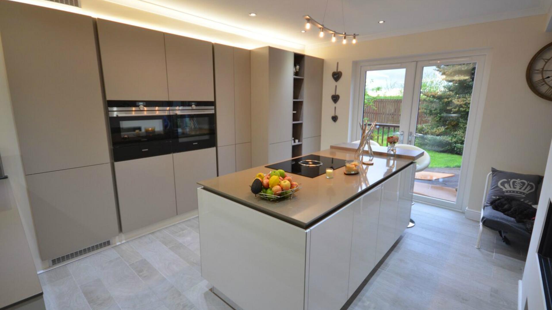 Sean Christine S New Kitchen Palazzo Kitchens