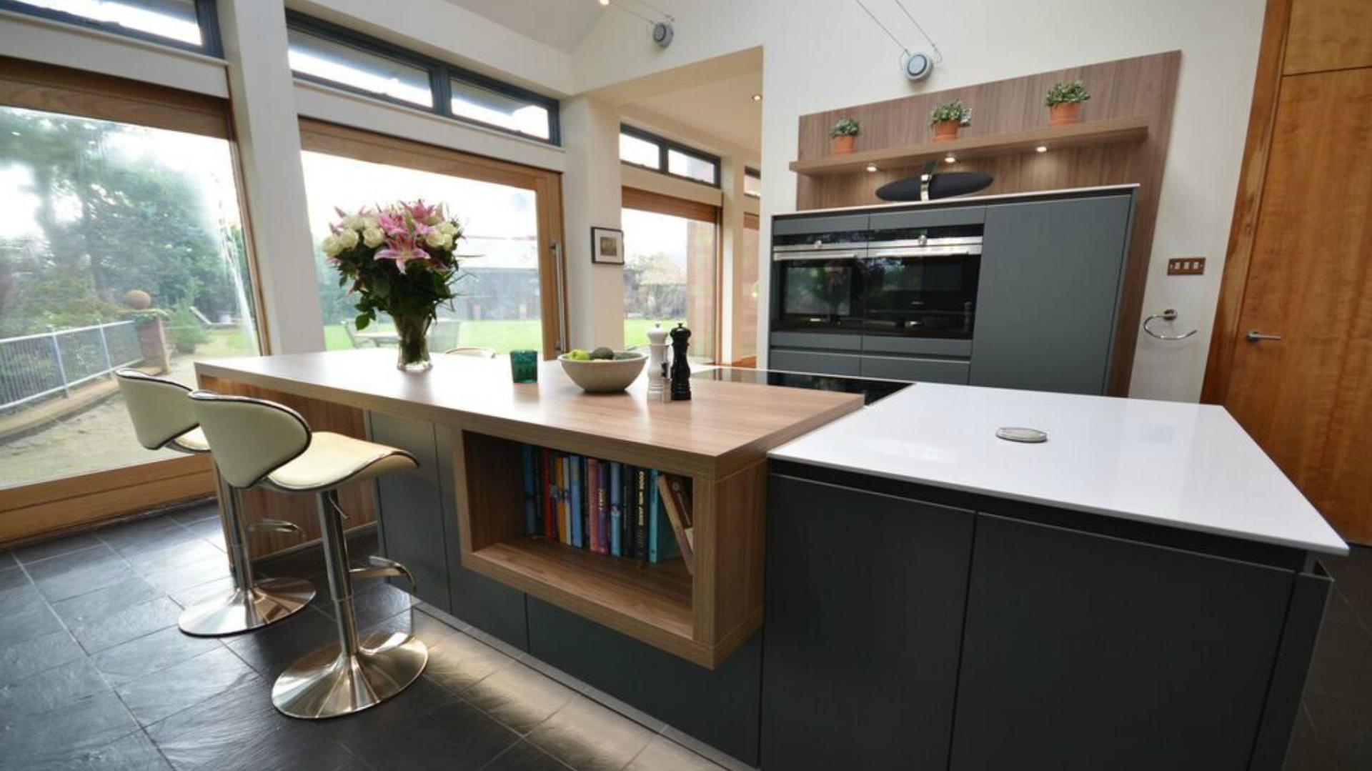 Gavin Stacey S New Kitchen Palazzo Kitchens