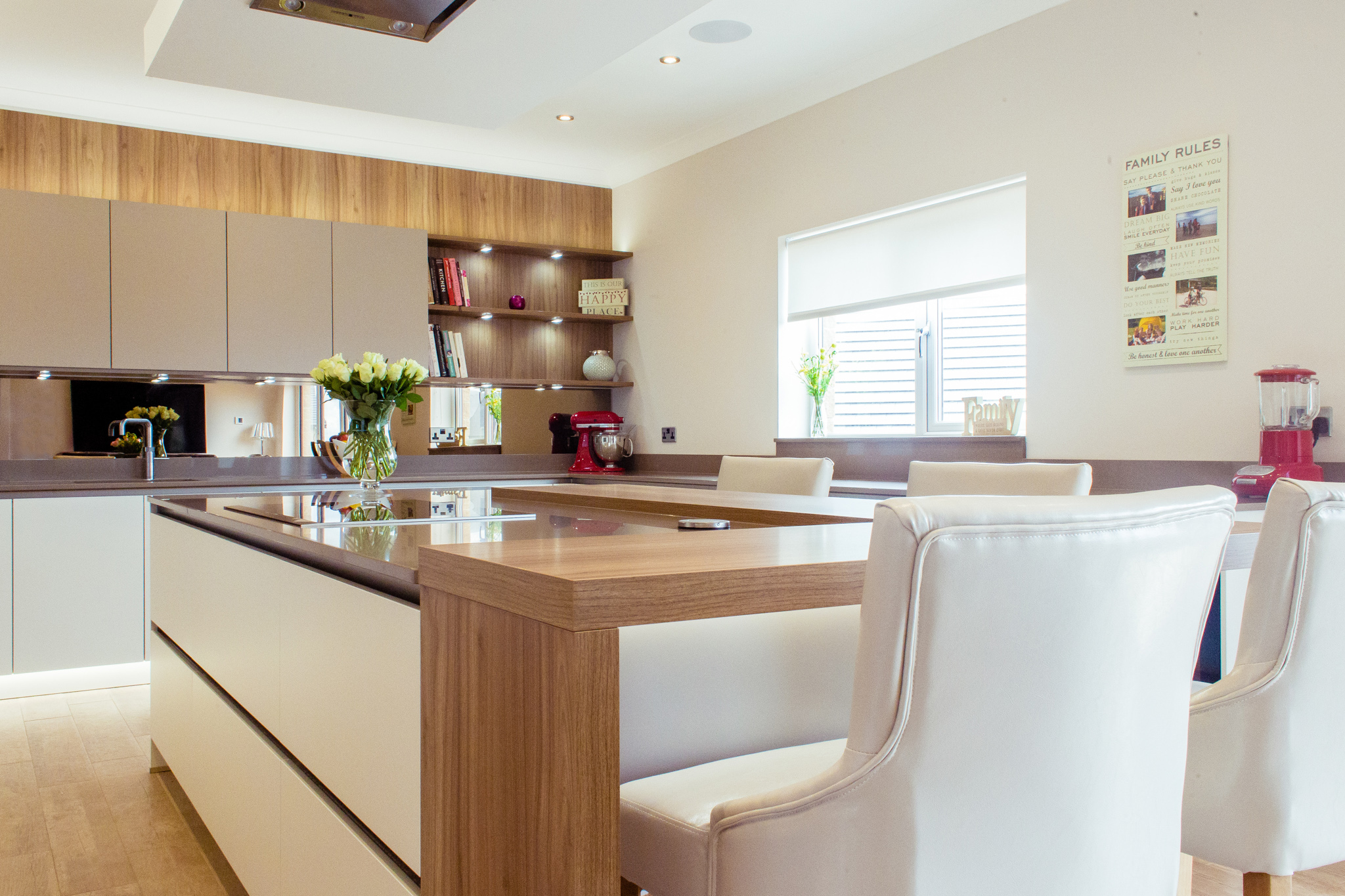 Mark & Suzanne\'s New Kitchen | Palazzo Kitchens, Glasgow