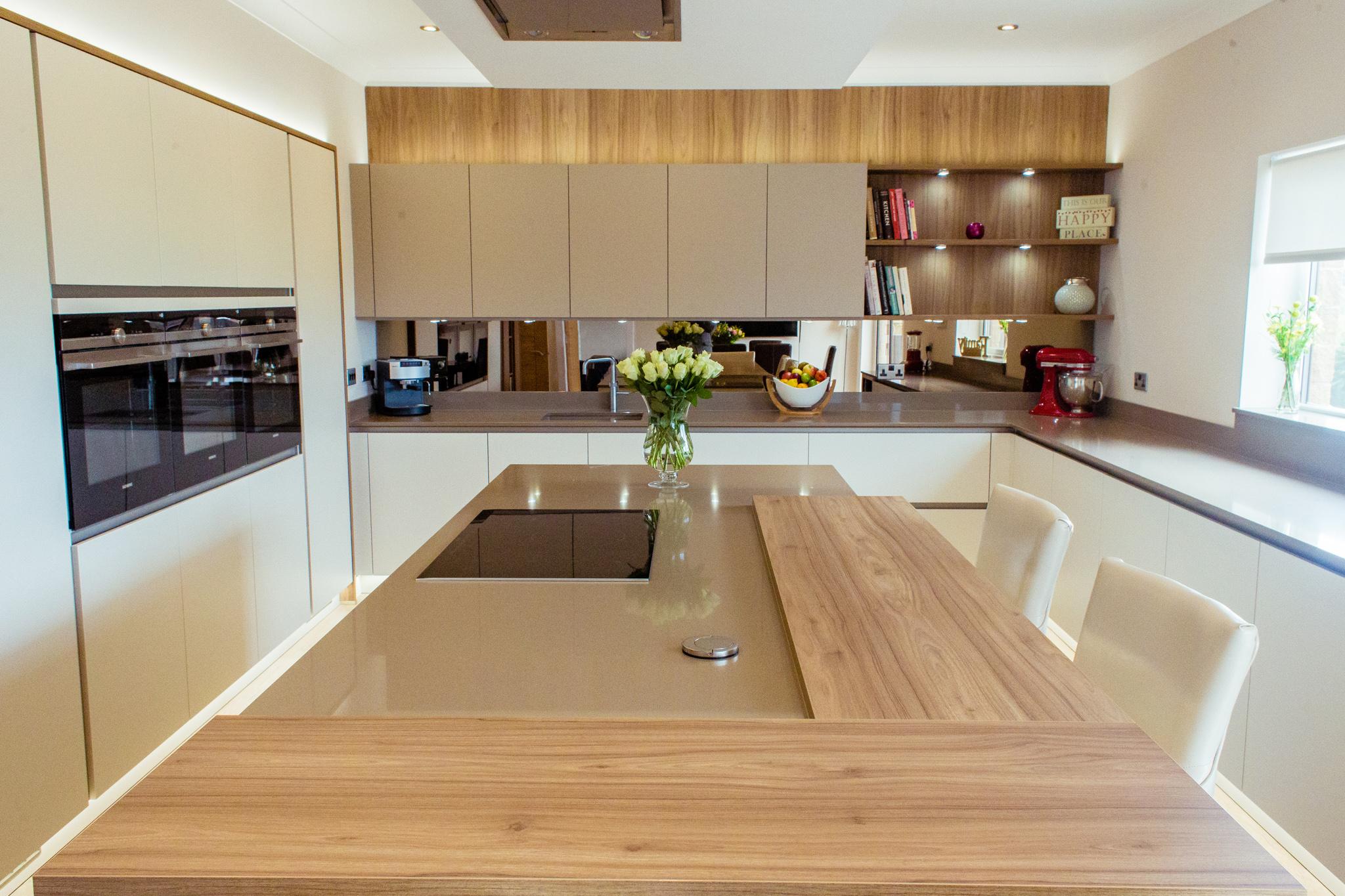 Mark Suzanne S New Kitchen Palazzo Kitchens Glasgow