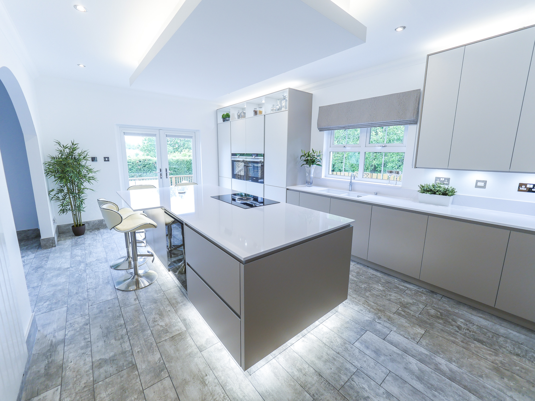 Barry & Diane\'s New Kitchen | Palazzo Kitchens, Glasgow
