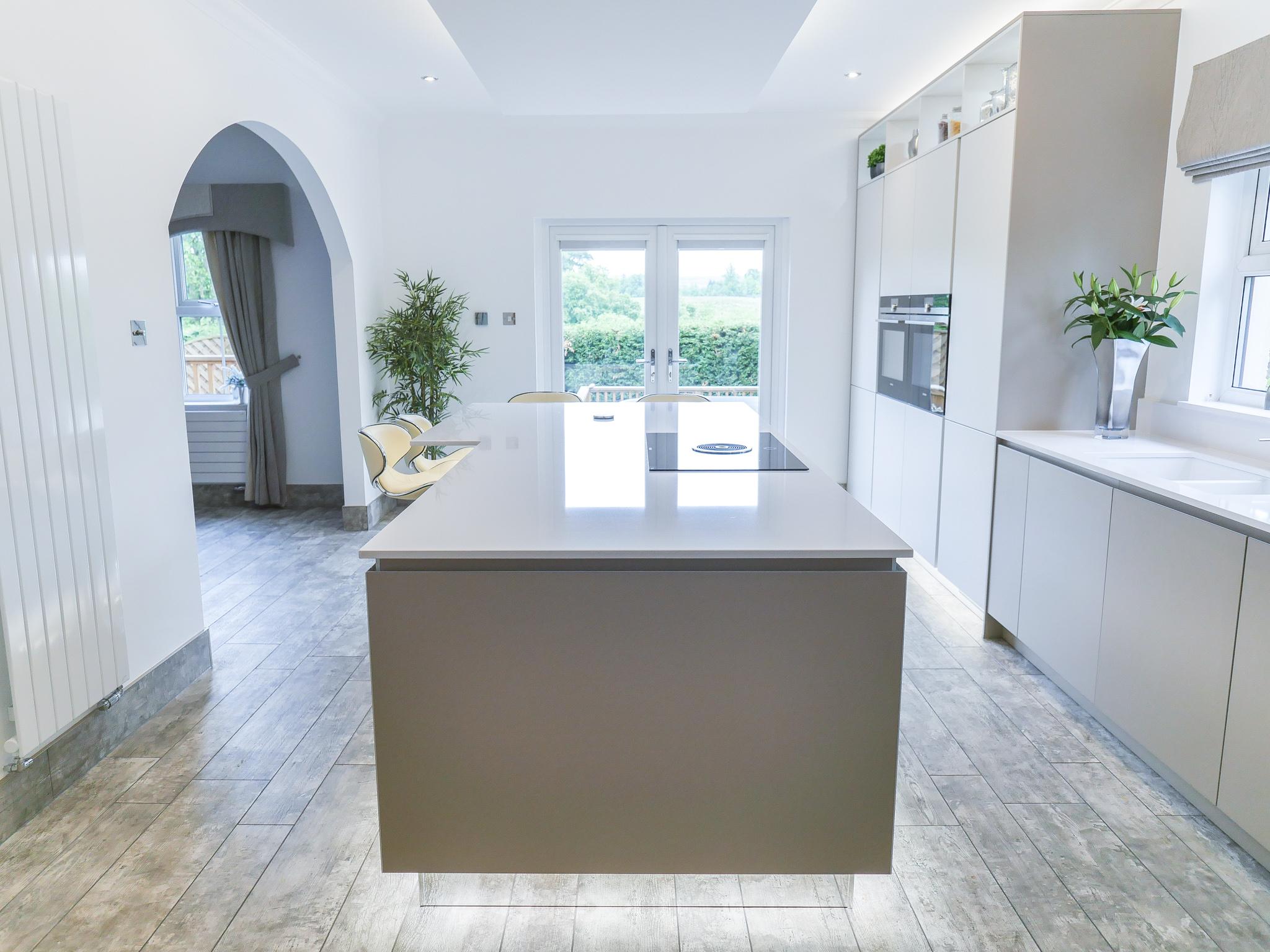 Barry & Diane\'s New Kitchen | Palazzo Kitchens, Glasgow