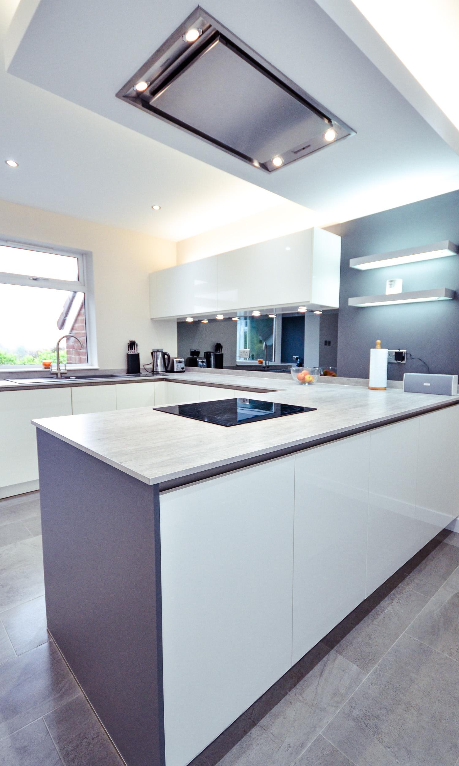 Tom\'s New Kitchen | Palazzo Kitchens