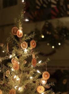 edible tree 2 - Christmas decoration