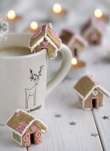 mini gingerbread - Christmas decoration