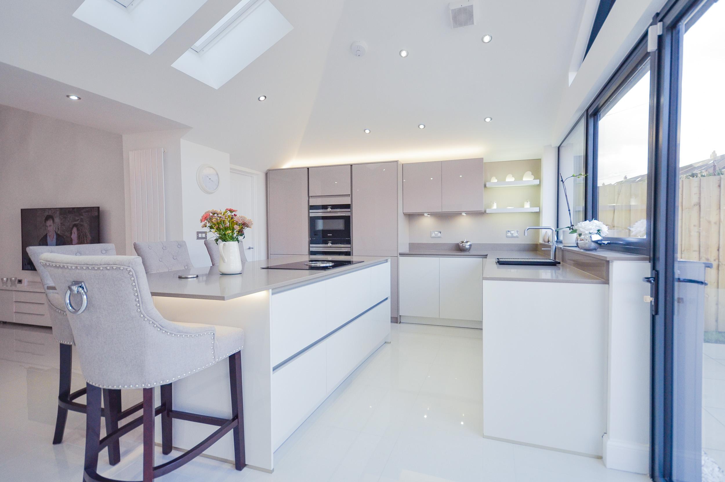 Douglas & Jennifer\'s New Kitchen | Palazzo Kitchens | Glasgow