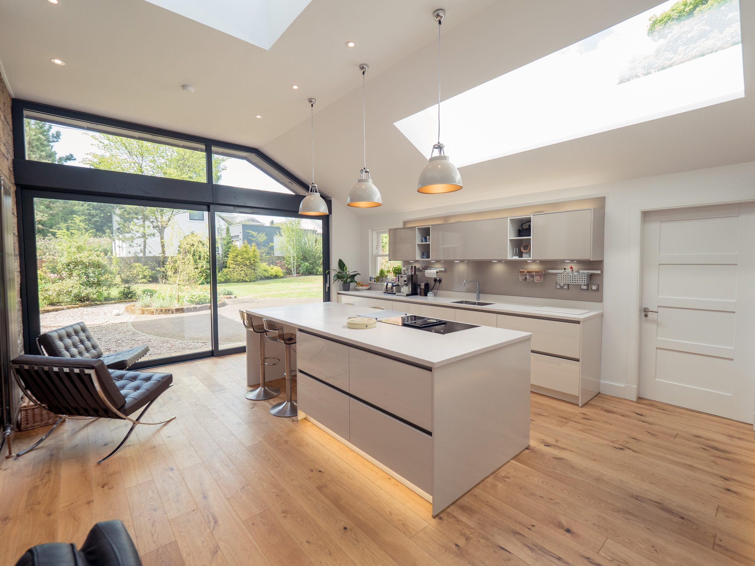 Stuart & Jenny's New Kitchen | Palazzo Kitchens | Glasgow