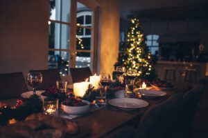 Cosy Christmas In The Kitchen | Palazzo Kitchens