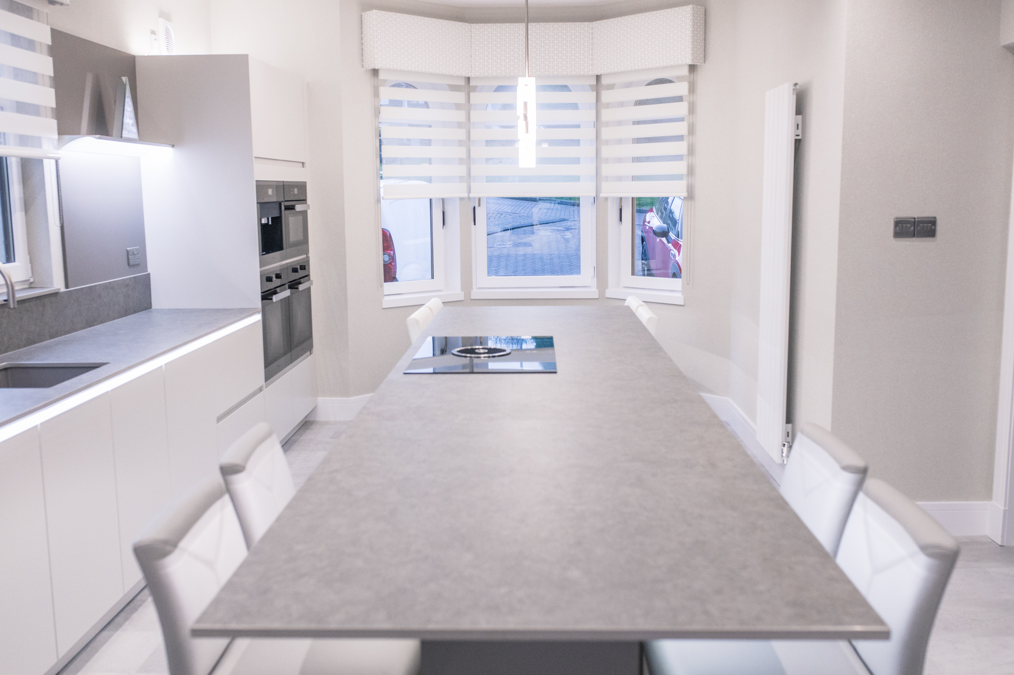 Kathleen & Tony's New Kitchen | Palazzo Kitchens | Glasgow