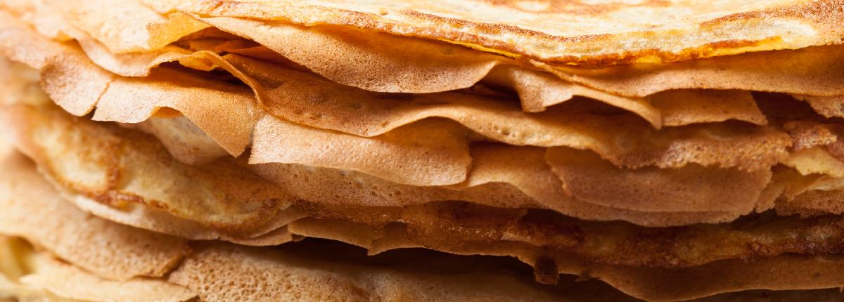 Palazzo | Pancake Day Recipe
