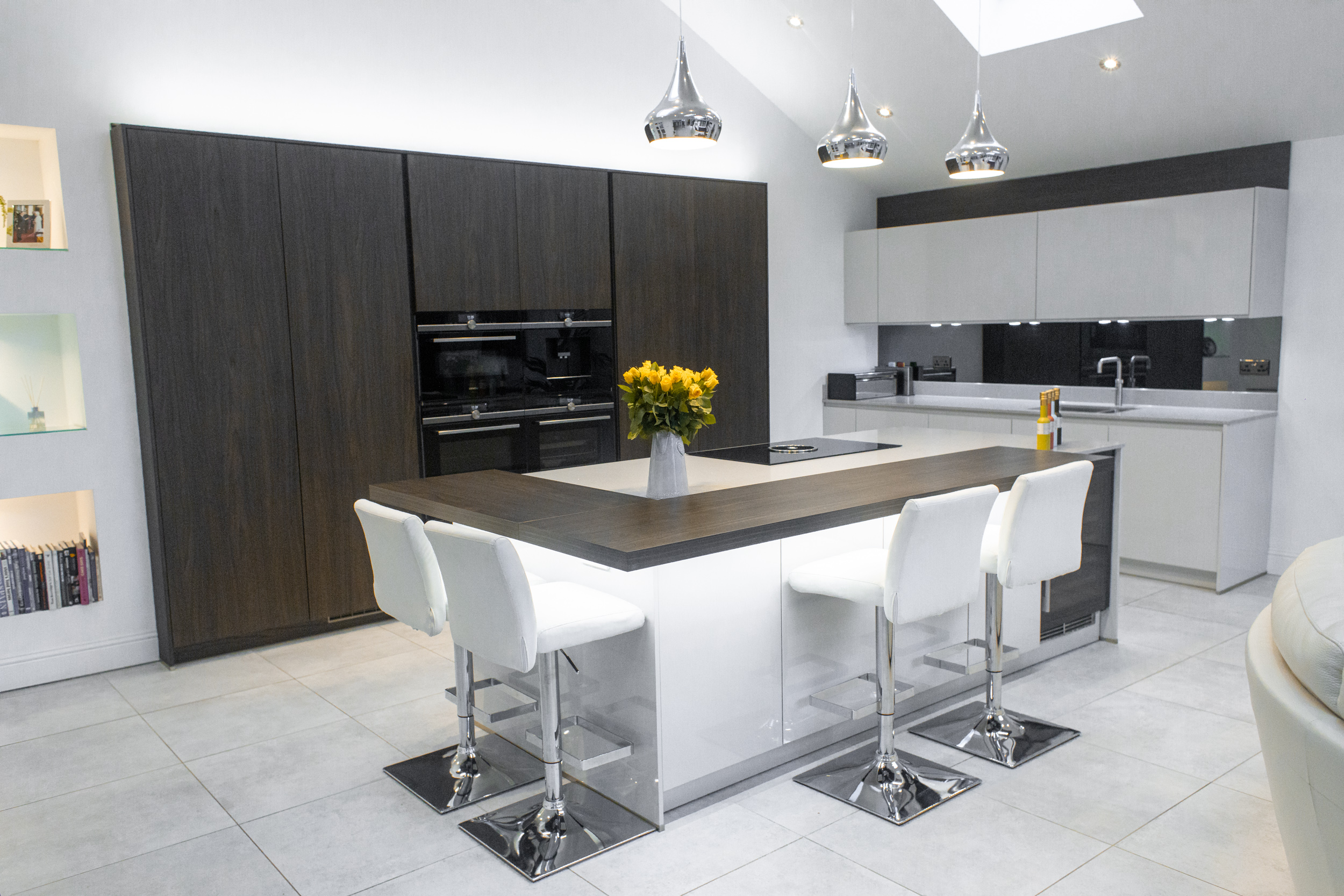 Bob & Lorna's New Kitchen | Palazzo Kitchens | Glasgow