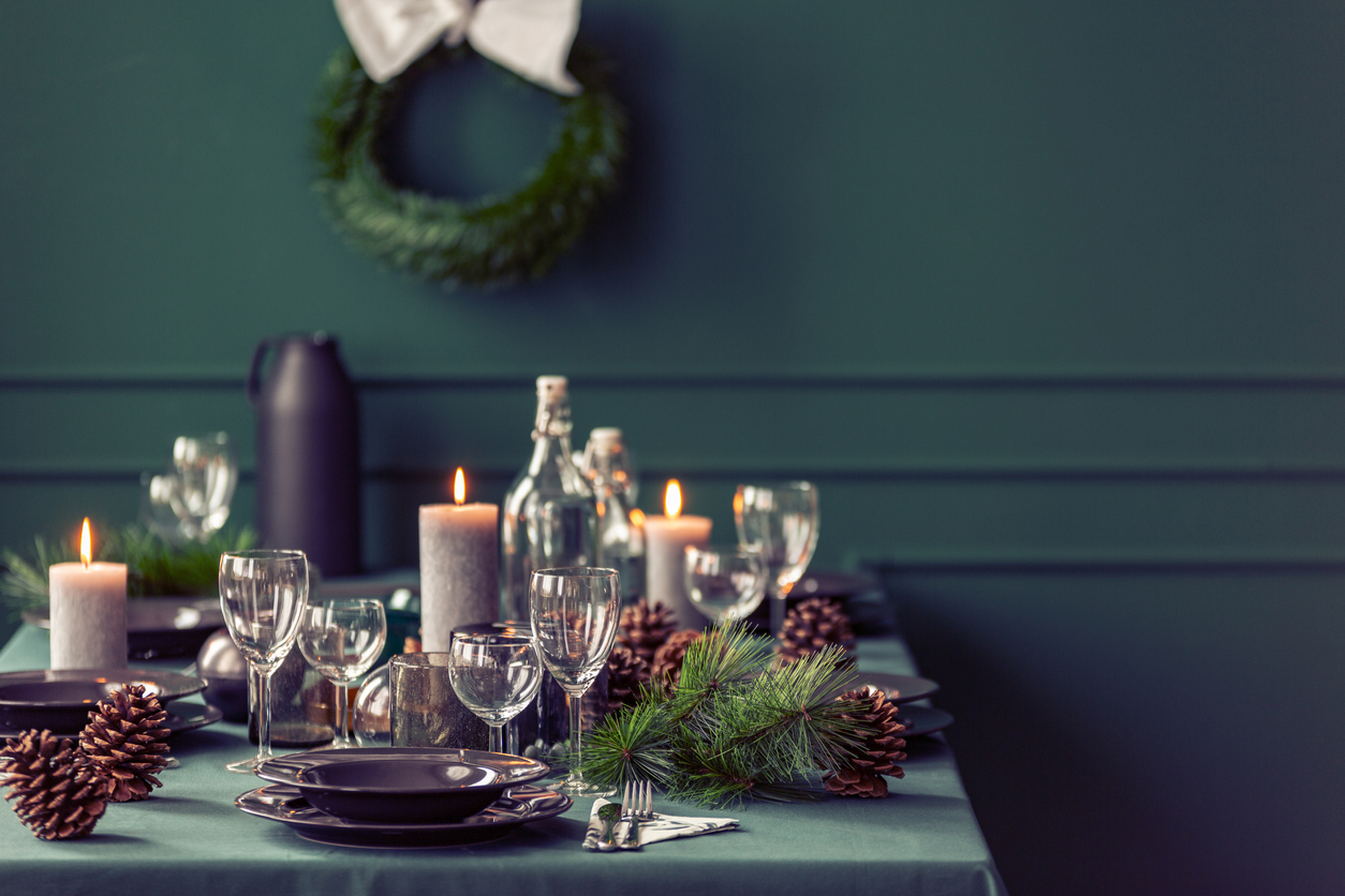 Palazzo | Styling your kitchen for the season | Christmas blog